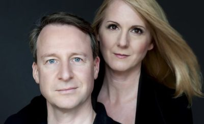 Künstlerpaar: Jochen und Stephanie Stiehle