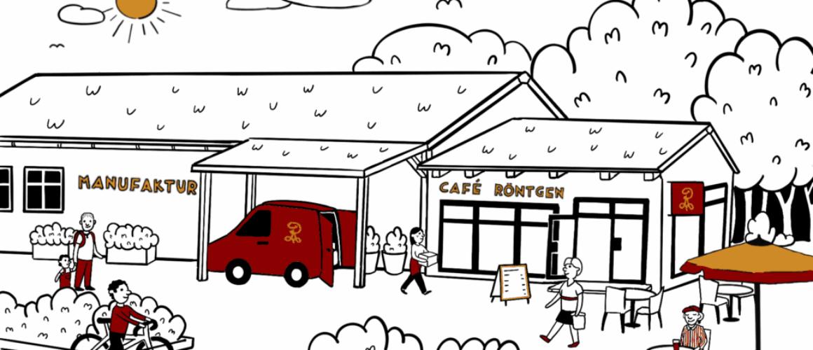 Kaffeehaus Roentgen - Steffenshagen